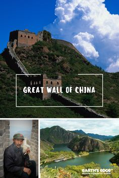 """""""It is physically challenging, also scenic and historically fascinating. It has all the ingredients for a wonderful experience."""" Find out more about Colm's trip to The Great Wall of China, as our expedition medic. Small Group Tours, Small Groups, Adventure Travel Companies, Great Wall Of China, Kilimanjaro, Machu Picchu, Trek, This Is Us, Challenges"""