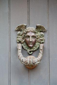 Beautiful Angel door knocker