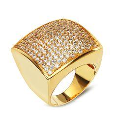 Green /& White Topaz Gemstone Silver Ring Taille 6 7 8 9 10 11 élégant Bijoux Cadeau