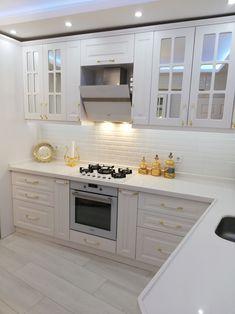 Kitchen Furniture, Kitchen Decor, Kitchen Design, Furniture Design, Home Interior, Interior Design, Cuisines Design, Beautiful Buildings, Kitchen Remodel