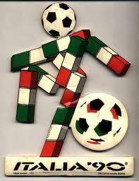 Mascota del Mundial de Fútbol Italia 90 Ciao