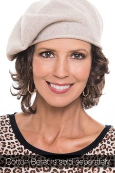 abb34e754c8 Cardani Curly Hair Halo - Hairpiece for Hats I Hats with Hair