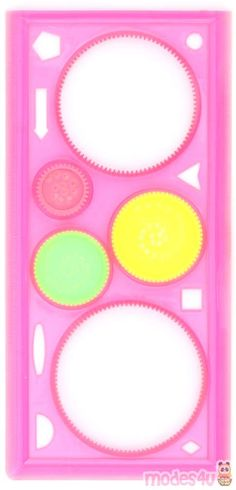 cute pink spiral ruler from Japan - Kawaii Shop Japanese Stationery, Kawaii Shop, Pink Patterns, Cute Pink, Cute Designs, Ruler, Spiral, Super Cute, Lost