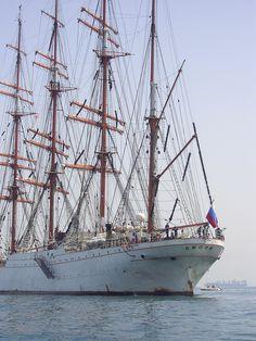 Sedov Tall ship