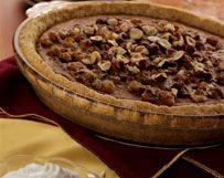 Candied Hazelnut Pumpkin Pie | Wisconsin Milk Marketing Board