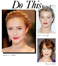 5 Ways To Make A Braided Updo Look More Grownup - Daily Makeover