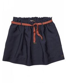 Drapy Skirt With Belt > Kids Clothing > Girls > Shorts & Skirts at Scotch R'Belle - Official Scotch & Soda Online Fashion & Apparel Shops