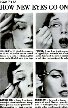 1950sunlimited:  The New 1950 Eye