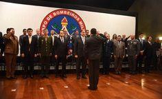 Solenidade reuniu autoridades civis e militares na Cidade Administrativa