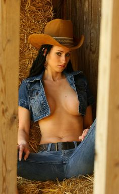 Consider, that emily scott nude cowgirl