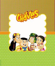 Chaves – Kit festa infantil grátis para imprimir | Inspire sua festa