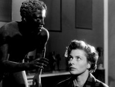 Ingrid Berman in Viaggio in Italia (Journey to Italy) | Roberto Rossellini | 1954