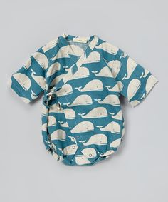 Adorable Whale Bodysuit