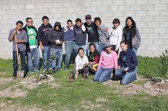 Jóvenes transformando #año2011 #tbt #CiudadanosConscientes