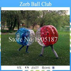 Δωρεάν αποστολή Diameter 1.0meter TPU Προφυλακτήρας μπάλα μπάλα ποδοσφαίρου, μπάλα φούσκα Zorb μπάλα προς πώληση, Zorb μπάλα Bubble Soccer, Cheap Toys, Bubbles, Football, Metr, Free Shipping, Stress, Soccer, Futbol