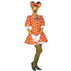 Minnie code produit : 952-181 3 pièces : Robe, Jupon et Coiffe.Taille(s) : 40.
