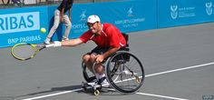 Although David Wagner seems to have secured a ticket to the London 2012 Paralympic Games, with the top-40 ranked players qualifying by May, he refuses to settle for less than being the world's best. He has a chance to earn enough points to reclaim the top seed at his upcoming matches – Japan Open and World Team Cup in May  – and give himself a good position to win his first-ever Paralympic gold medal in singles competition.