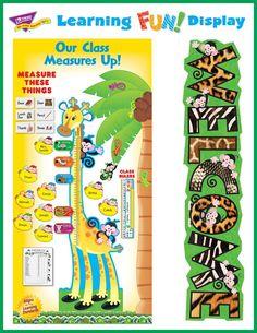 Bulletin Board Ideas for Teachers & Classroom Decorations