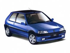 Peugeot 106 Picture | Peugeot 106 1991 XSi Photos