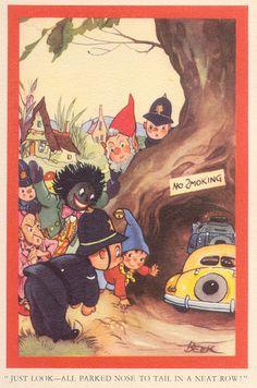 Hurrah For Little Noddy by Enid Blyton