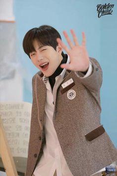 Teen Web, Web Drama, Woollim Entertainment, Golden Child, Korean Celebrities, Korean Men, Handsome Boys, Korean Drama, Celebrity Crush