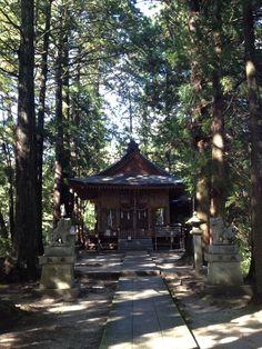 阿智神社Achi shrine Okayama