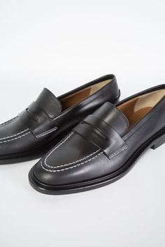 ATP Atelier Monti Loafer - Black