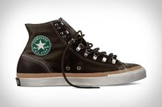 Converse All Star Coated Canvas Sneakers