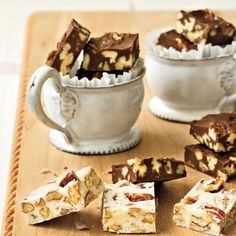Food Gifts for Christmas: Velvety Pecan Candy