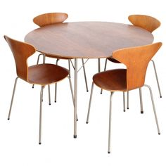 Located using retrostart.com > Ant Mosquito 3600 Dinner Set by Arne Jacobsen for Fritz Hansen