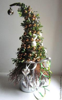 Новый год 2013 ручной работы. Ярмарка Мастеров - ручная работа Остров сокровищ. Handmade.