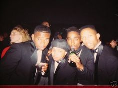 1989 - 2Pac Visit Party (Rare Pictures) - 2Pac Legacy