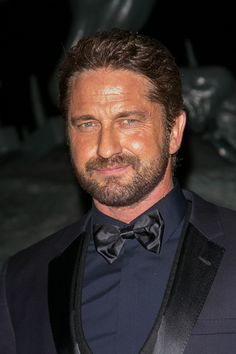 Actor Gerard Butler attends the 'GQ Men of the Year Awards 2016' at Musee d'Orsay on November 23 2016 in Paris France