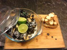 delicious clams