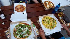 Pizza Rucola, Pizza Curry, Pizza Mozzarella im Hallo Pizza - Berlin-Karow in Berlin. Lust Restaurants zu testen und Bewirtungskosten zurück erstatten lassen? https://www.testando.de/so-funktionierts
