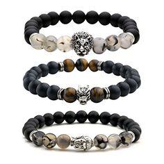 Top Plaza Jewelry - Mens Womens Cool Black Matte Agate Ge... https://www.amazon.com/dp/B01AXPGJ06/ref=cm_sw_r_pi_dp_x_pdOnybVPQY0NP