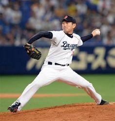 Hitoki Iwase (Chunichi Dragons)