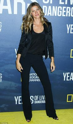 'I have no idea how to make a turkey': Gisele Bundchen admitted her culinary skills aren't...