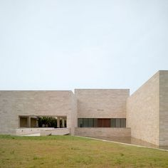 David Chipperfield Architects have completed the Liangzhu Culture Museum at Hangzhou, China. David Chipperfield Architects, Brick Works, Brutalist, Interior Architecture, Exterior, Culture, Building, Outdoor Decor, Modern