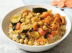 Roasted Vegetable Recipes, Roasted Vegetables, Vegetable Couscous, Grandmothers Kitchen, Jewish Recipes, Rosh Hashanah, Sweet And Spicy, Entrees, Vegetarian Recipes