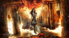 Alice Ash, Alice: Asylum Pre Production