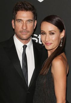 Dylan McDermott, & Maggie Q Engaged
