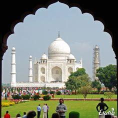 Incredible India Incredible India, Taj Mahal, The Incredibles, Building, Places, Travel, Viajes, Buildings, Destinations