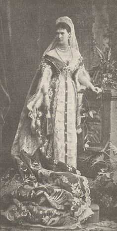 Queen Marie of Romania / The Saturday Evening Post - 23 December 1933