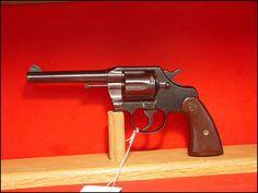 Guns for Sale - COLT -- OFFICIAL POLICE POST-WAR 38 SPECIAL