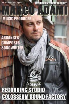 MARCO ADAMI  MUSIC PRODUCER Recording Studio, Movies, Musica, Audio Studio, Films, Cinema, Movie, Film, Movie Quotes