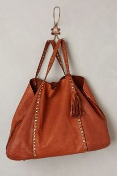 Monserat de Lucca Studded Tote -  anthropologie