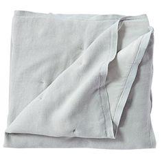 Serena & Lily Chatham linen quilt, from $199 serenaandlily.com