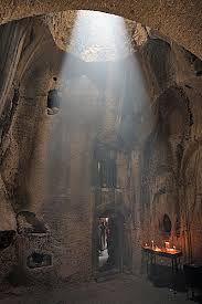 monastero di Geghard in Armenia - Cerca con Google