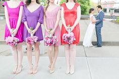 Bright Summer Wedding Inspiration | Desiree Hartsock  Bouquets by @brideandblossom